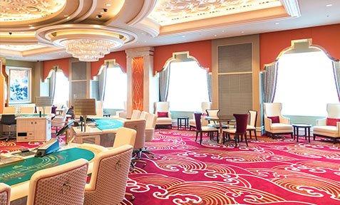 皇爵 赌场 位于 韩国 济州